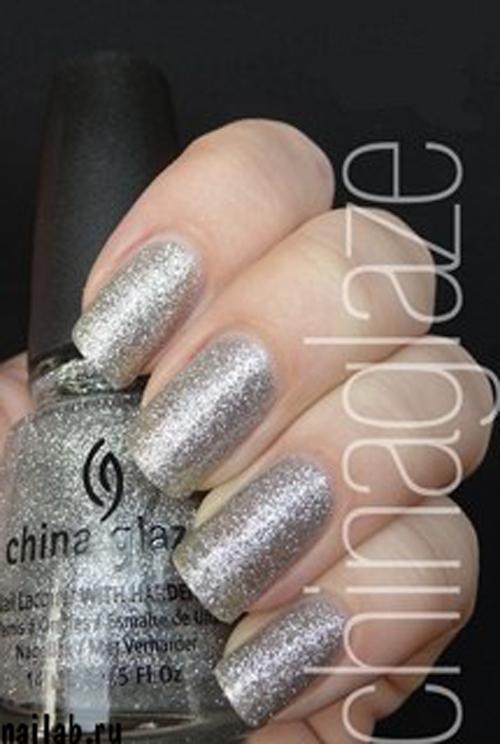China Glaze Silver Lining