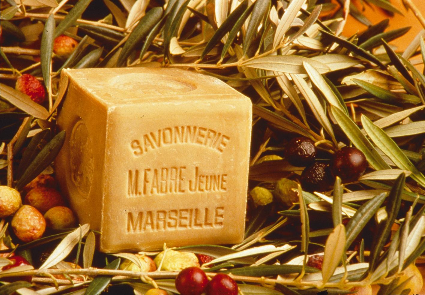 法鉑經典馬賽皂