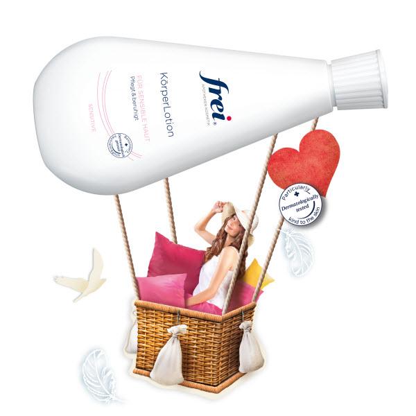 frei 舒敏平衡保濕身體乳