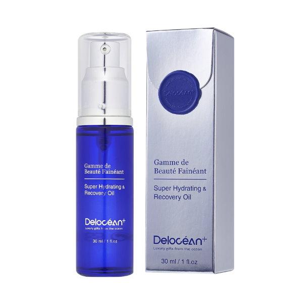 Delocean+,海洋萃進階,海洋全效精萃,美膚輕油,油保養,修護,保濕,懶人保養,冬季保濕,試用,體驗