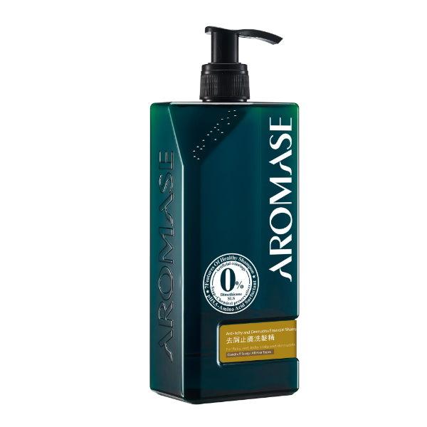 AROMASE,艾瑪絲,去屑止癢洗髮精,洗髮精,去頭皮屑,脂漏性頭皮,頭皮過敏,頭皮癢,試用,體驗